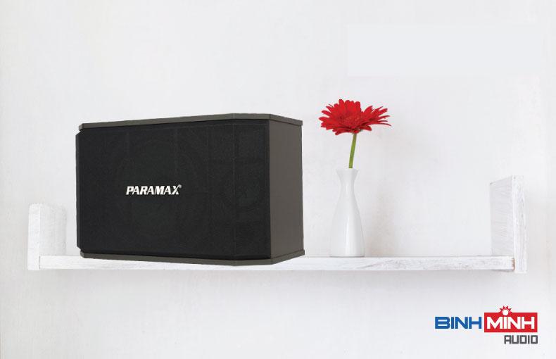 Loa Paramax K850 dùng cho karaoke gia đình